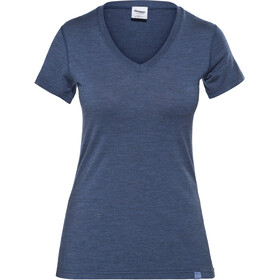 Bergans Bloom Wool Tee Women, navy melange